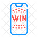 Win Smartphone Screen Icon