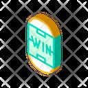 Soccer Field Win Icon