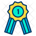 Election Election Win Badge Icon