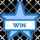 Win Badge Icon
