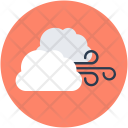 Wind Air Blowing Icon