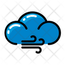 Weather Wind Cloudy Icon
