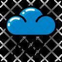 Weather Wind Rain Icon