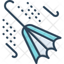Wind Air Land Breeze Icon