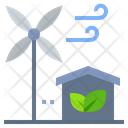 Environment Wind Alternative Icon