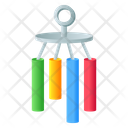 Wind Chime Music Shui Music Instrument Icon