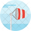 Wind Indicator Direction Icon