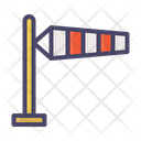 Sock Weather Strength Icon