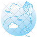 Wind Direction Windy Climate Atmosphere Icon