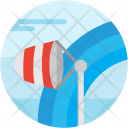 Clean Air Wind Icon