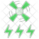 Wind Enegry Icon