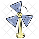 Windmill Wind Power Wind Generator Icon