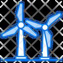 Wind Energy Windmill Wind Power Icon