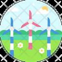 Wind Energy Wind Mill Wind Farm Icon