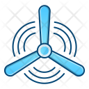 Clean Industry Windmill Icon