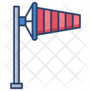 Wind Flag Icon