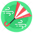 Wind Protection Icon