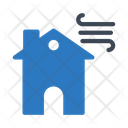 Wind House Home Icon