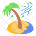 Wind Storm Icon