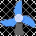 Turbine Wind Energy Green Energy Icon