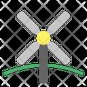 Wind Turbine Windmill Wind Energy Icon