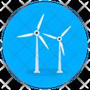 Wind Energy Wind Power Wind Turbine Icon