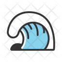 Wind Wave Icon