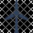 Aerogenerator Mill Tower Icon