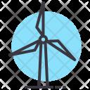 Windmill Mill Wind Icon