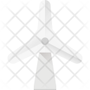 Windmill Wind Turbine Icon