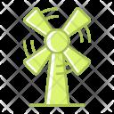 Power Windmill Energy Icon