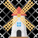 Wind Generator Windmill Icon