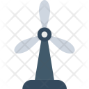 Windmill Wind Energy Icon