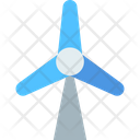 Windmillm Windmill Wind Energy Icon