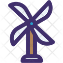 Windmill Energy Wind Icon