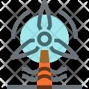 Windmill Turbine Wind Icon