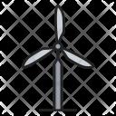 Windmill Engine Mill Icon