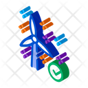 Working Windmill Research Icon