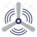 Clean Power Electricity Icon