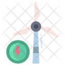 Windmill Wind Turbine Turbine Icon