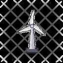 Windmill Wind Turbine Wind Energy Icon