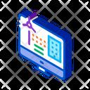 Windmill Computer Control Icon