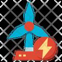 Windmill Energy Icon