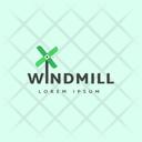 Windmill Logo Icon