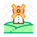 Windmill Meadow Icon