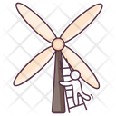 Wind Energy Wind Turbine Windmill Icon
