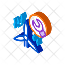 Windmill Repair Research Icon