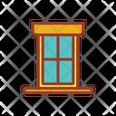 Windw Furniture Interior Icon