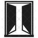 Open Window Window Room Icon