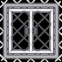 Window Door House Icon